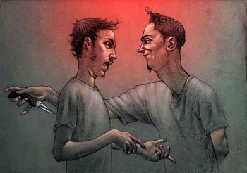 Nên cẩn thận người bạn giả dối