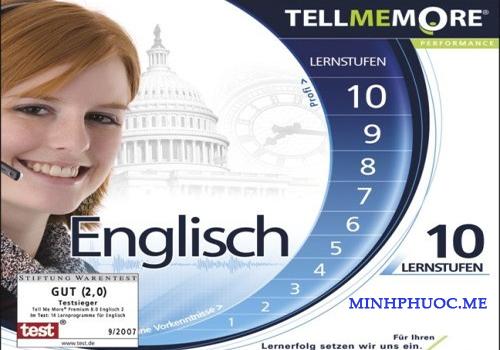 TELL ME MORE English v10
