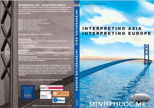 Interpreting Asia - Interpreting Europe