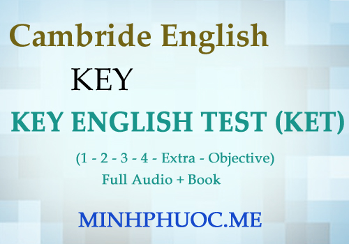 Cambridge Key English Test 1 2 3 Extra and Objective