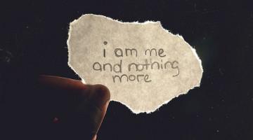 Vì tôi là chính tôi