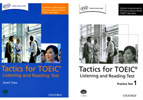 Tactics for TOEIC – Listening và Reading Test