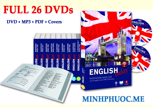 English Today 26 DVD
