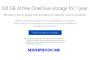 Microsoft tặng 100GB miễn phí lưu trữ trên OneDrive
