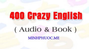 400 câu Crazy English